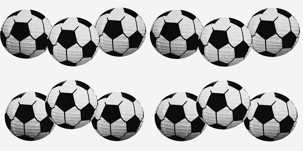 How To: Origami Soccer Ball Size 2 (Black-White) - Published on ... | 500x1000