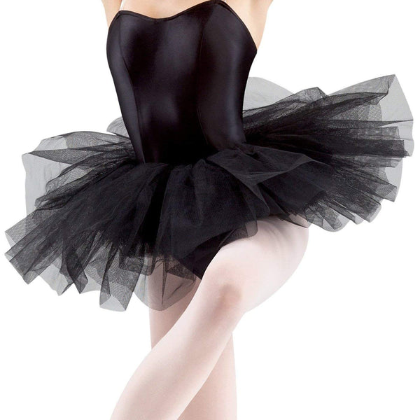 Organza Black Dance or Ballet Tutu