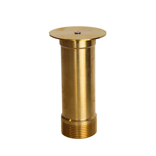 Bell Fountain Nozzle, Brass