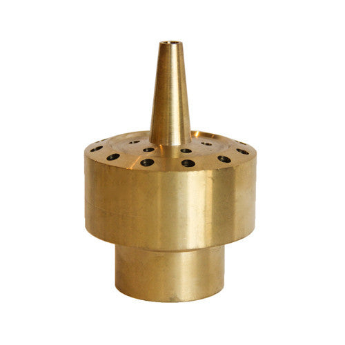 Blossom Fountain Nozzle, Brass