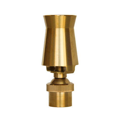 Cascade Fountain Nozzle, Brass