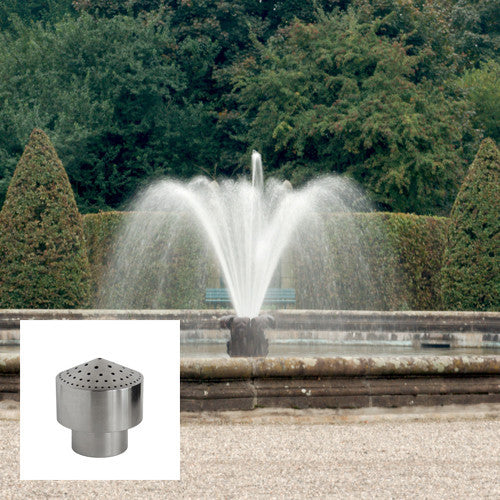 Cluster Fountain Nozzle, Stainless Steel