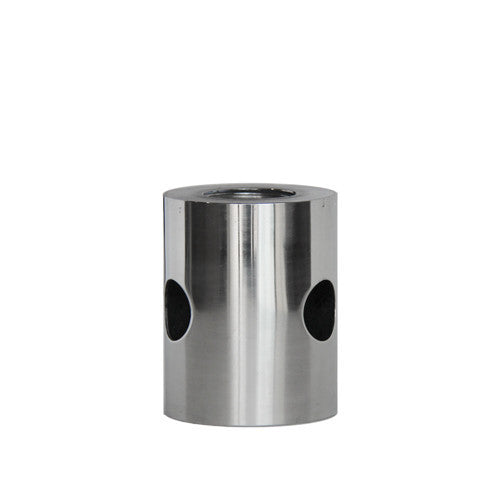 Cup Bubble Fountain Nozzle, Stainless Steel