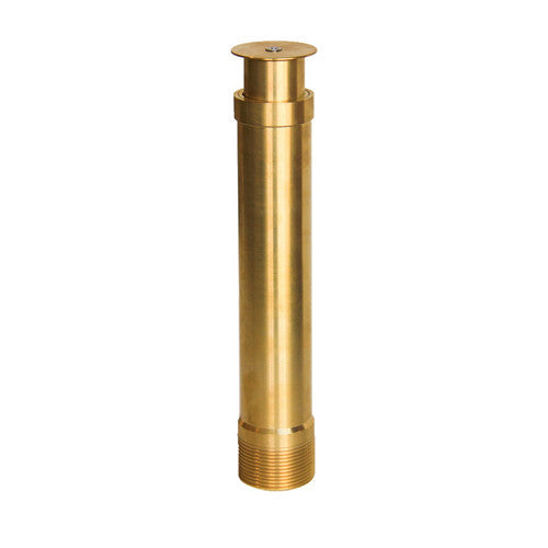 Extended Bell Fountain Nozzle, Brass