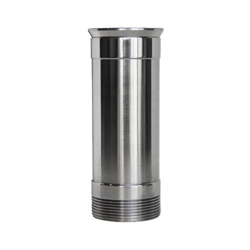Flat Lava Fountain Nozzle, Stainless Steel