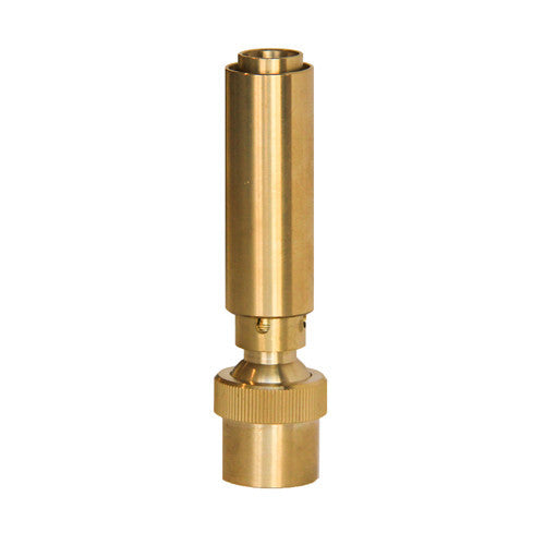 Geyser Fountain Nozzle, Brass