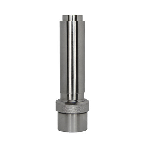 Ionic Column Fountain Nozzle, Stainless Steel