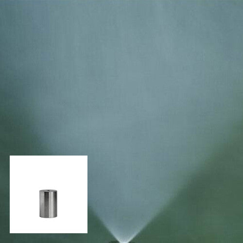 Mist Fountain Nozzle, Stainless Steel