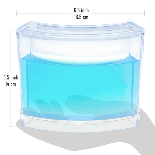 Blue Gel Ant Farm Habitat