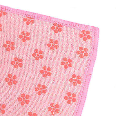"74""X25"" Pink Yoga Pilates Floor Blanket Towel Skidproof Gym Protecting Mat"