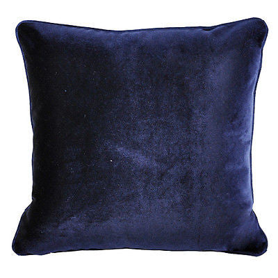 Luxury Queen Portrait Pillowcase, Royal Blue