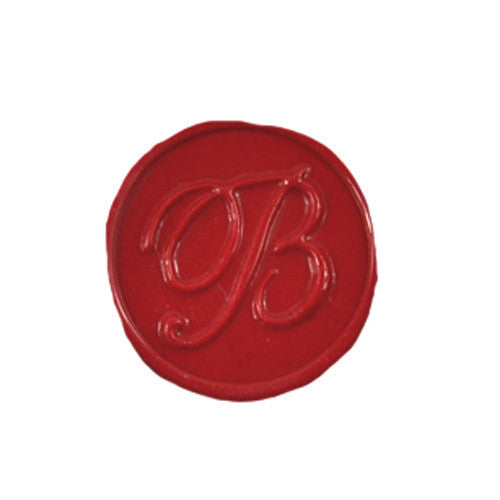 UNIQOOO Initial B Symbol Wax Sealing Stamp
