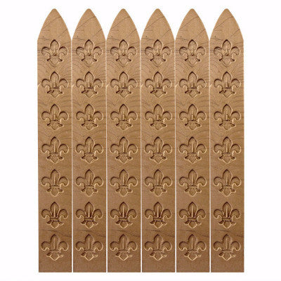UNIQOOO Traditional Carved Sealing Wax, Bronze