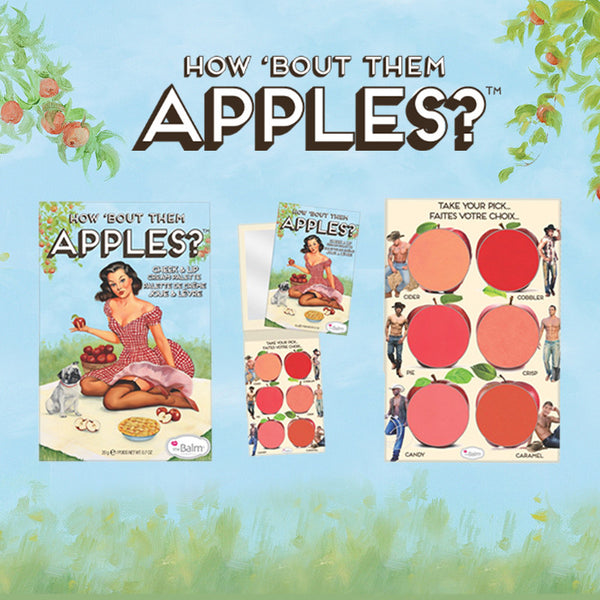 theBalm How 'Bout Them Apples? 20g