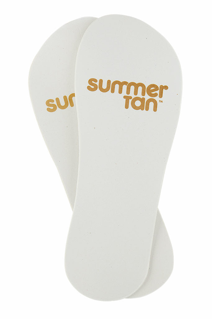 Summer Tan Sticky Feet (Pack of 5)