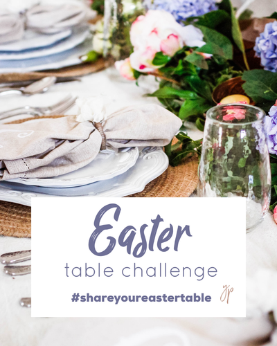 Easter TABLE Challenge