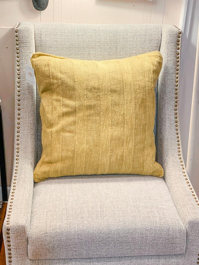 Heirloom Linen Pillow