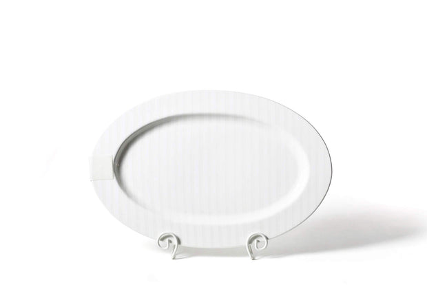 Happy Everything Big Entertaining Oval Platter