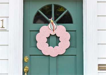 Happy Everything Wreath