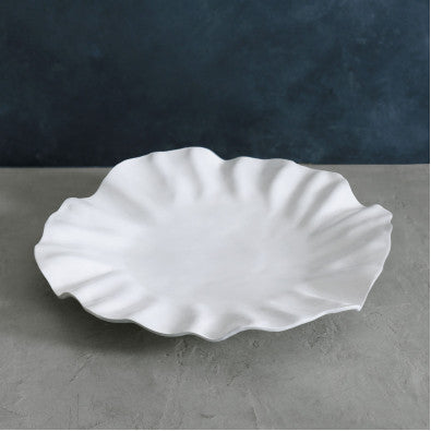 Vida Bloom Large Round Platter