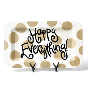 Happy Everything Mini Rectangle Platter