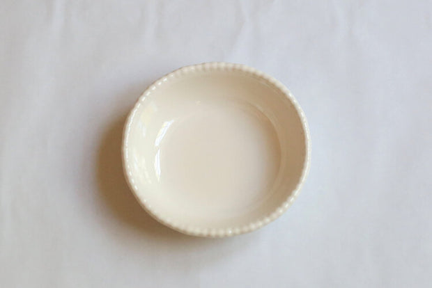 Beaded Cream Melamine