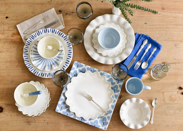 Wedgewood Iris Blue Dinnerware