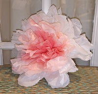 Medium Peony Flower Head