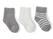 CozyChic Lite® Infant Sock Set/3