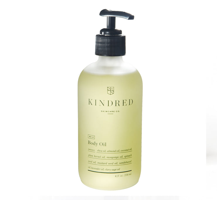 Kindred Body Oil