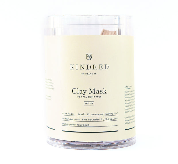Kindred Clay Mask