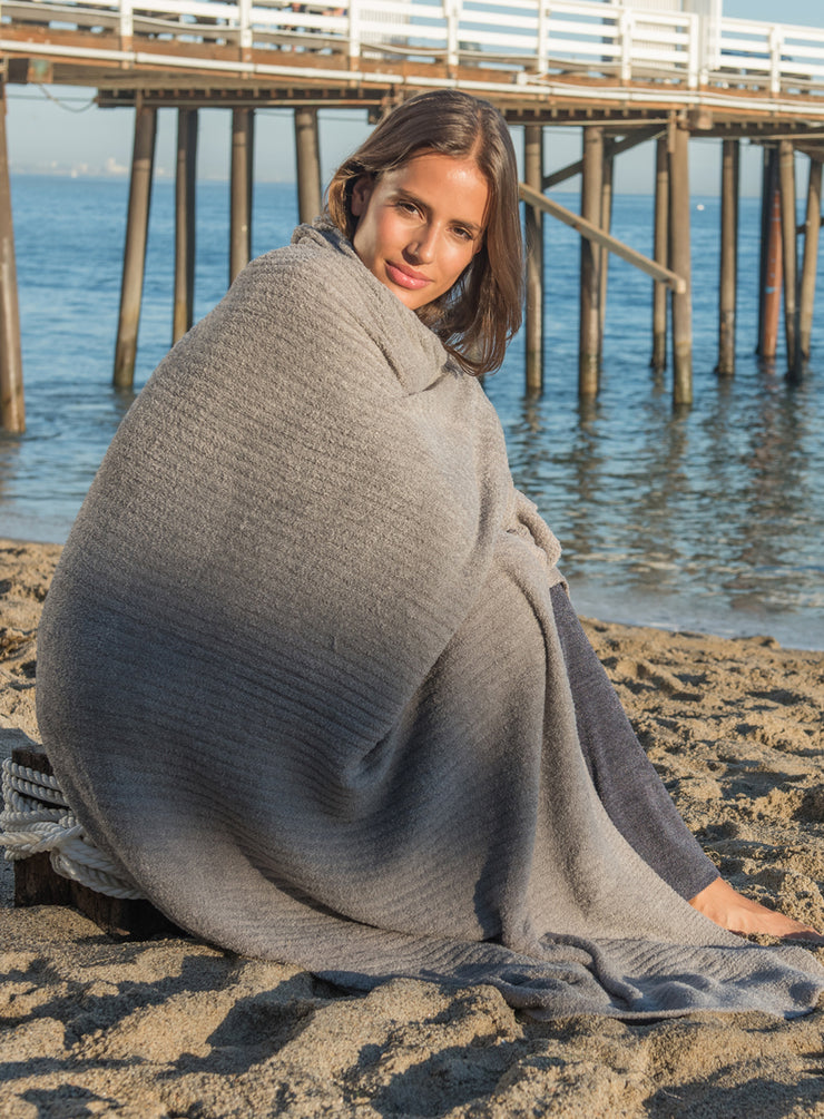 CozyChic Lite® Ribbed Throw