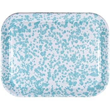 Enamelware Rectangle Tray