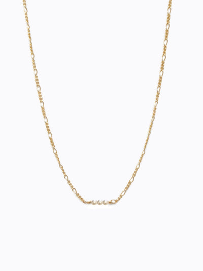 Serendipity Necklace - Pearl