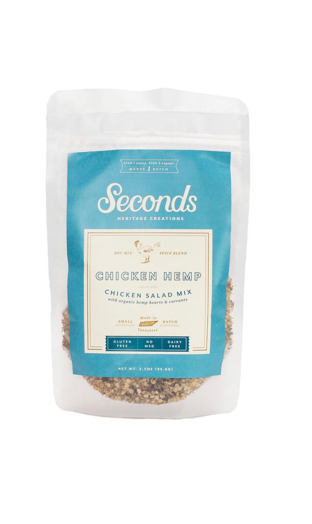 *NEW* Seconds Heritage Chicken & Tuna Salad Mixes