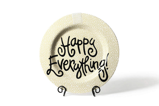 Happy Everything Big Round Platter