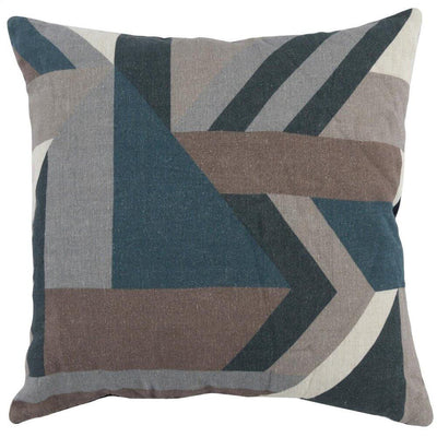 Highland Blue Steel Multi Pillow