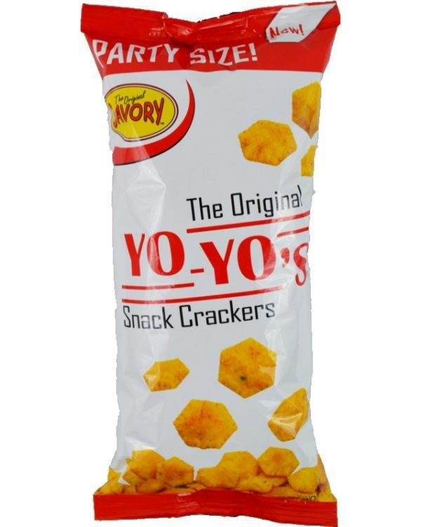 Yo Yo's Party Crackers