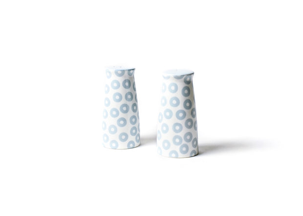 Wedgewood Pip Pedestal Salt / Pepper Shakers