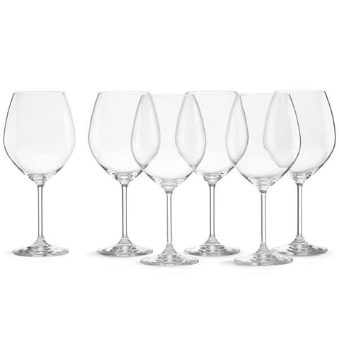 Tuscany Classic Red Wine Set/6