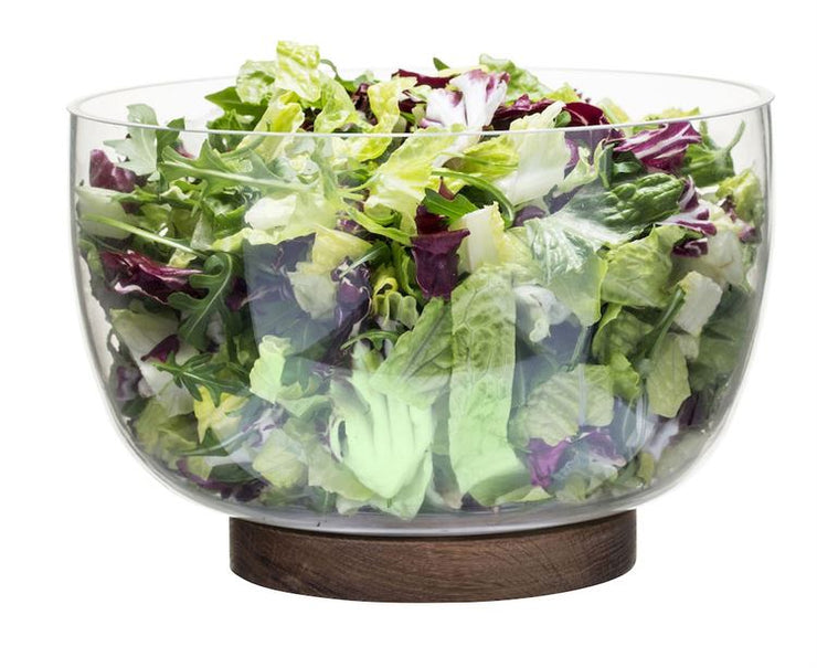 Nature Salad Bowl w/ Trivet