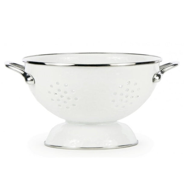 Enamelware Colander - Medium