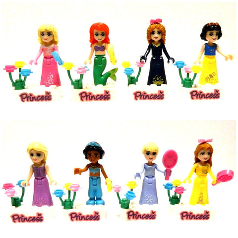 Princess Mini Figure Sets