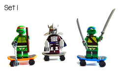 Ninja Turtles Mini Figures