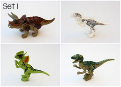 Jurassic World Mini Figure Sets