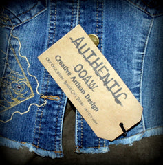 Embroidered Wearable Art