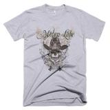 "Men's Authentic OOAW Skull & Pistols ""Molon Labe"" T"