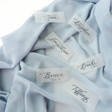 3.5 x 1.5 inch Pre-Cut Vellum Paper | Wedding Place Cards, Pack of 400