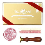 Japanese Sakura Wax Seal Stamp Kit