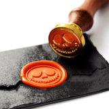 Halloween Jack Skellington Wax Seal Stamp
